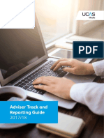 Adviser Track and Reporting Guide 2018
