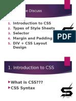 PPT - 5  Basics of CSS.ppsx