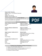Sohag( Resume)(1)