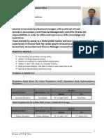 NUwan's CV