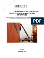 Study on Planning, Development and Operation of Dry Ports of International Importance_26!02!2016