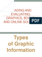 Reading and Evaluating, Graphics, Books,