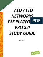 PSE Platform Guide