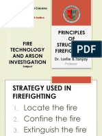 Principles of Structural Firefighting