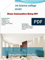 home automation iot bca up(2ND SEMINAR PPT) rt.ppt