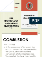 Products of Combustion