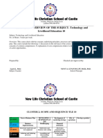 Cluster Cm g10 Tle
