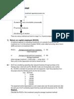 Project Appraisal 1