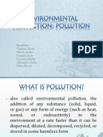 Environmental Protection GROUP 1