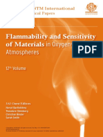 (ASTM special technical publication, 1522) Hervé Barthélémy_ ASTM International._ ASTM Committee G-4 on Compatibility and Sensitivity of Materials in Oxygen-Enriched Atmospheres._ et al - Flammabil