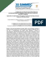 Aplicação da Otimização ao Projeto de Estruturas de Contraventamento Formadas por Pórticos Planos de Concreto Armado