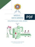 Sistem Informasi Data Mining FULL