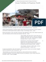 GoRiau - Kebakaran di Tanjung Harapan Tembilahan, Ini Pengakuan Pemilik Rumah.docx