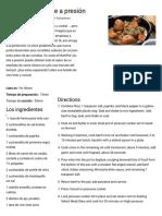 Pressure Cooker Beef Stew - Mealthy.com