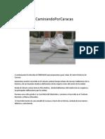 Cam in and Op or Caracas