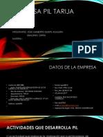 Empresa Pil Tarija