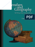 Emmanuelle Peraldo - Literature and Geography_ the Writing of Space Throughout History-Cambridge Scholars Publishing (2016)