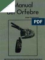 Manual Del Orfebre