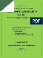 Aqeedah In Islam