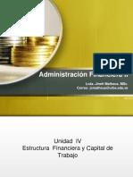 Administracion Financiera II Unidad 4