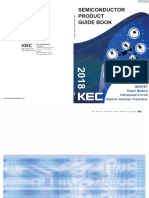 2018 Semiconductor Product Guide