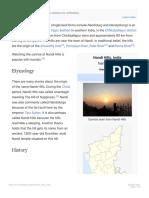 Nandi Hills India - Wikipedia