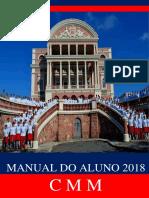 Manual MIlitar do Aluno CMM