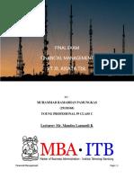Financial Analysis of XL