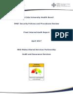 Item12iIAIM&TSecurityPolicies&ProceduresReviewReport