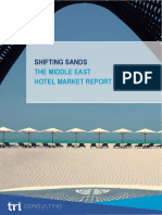 TRI Consulting - Middle East Hotel Market Review 2019