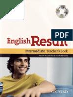 English Results Intermediate Teacher's book .pdf
