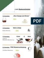 Newsletter Service Verb And November 2