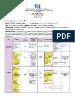 Cronograma y Plan de Evaluación
