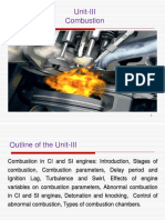 Unit 3 Combustion