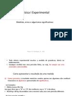 Física I Erros e algarismos significativos Pedro slide.pdf
