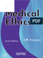 CM Francis - Medical Ethics, 2nd Edition.pdf
