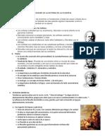 Resumen de La Historia de La Filosofia