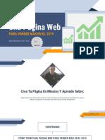 Como+Crear+una+Pagina+Web+para+Vender+Mas+2019v1