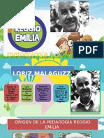 Ppt Reggio Emilia Corregido