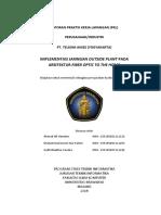 Laporan Untuk Pt Telkom Akses