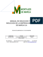 Manual de Induccion y Reinduccion