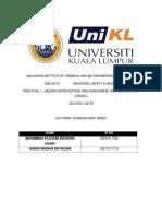 Full Report Practical 1