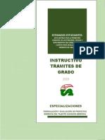 Instructivo Trámites de Sustentación y Graduacion 120619