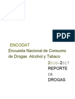 Encuesta de drogas