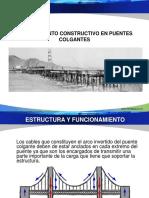 Puentes Colgantes Proceso Constructivo