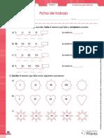 Razonamiento Matemático - 4to Grado - Unidad 3 (Sr)
