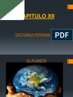 CAP. XII.- Tectonica Peruana..pptx