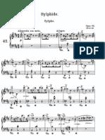 Edvard Grieg - Sylphe Op.62