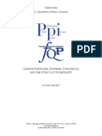 9 Gelfert Climate Scepticism Epistemic Dissonance and the Ethics of Uncertainty PPI Vol3 n1 2013