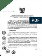 Resolución N° 166-2018-SUNARP-GG